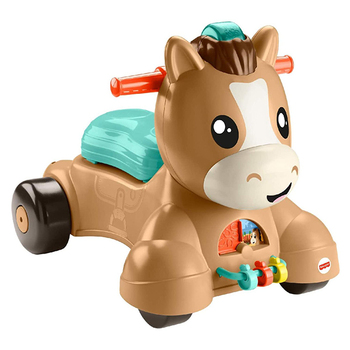 Fisher-Price HOPP HOPP Pony Ride Walker