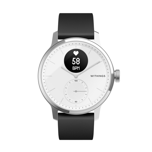 Withings ScanWatch Hybrid-Smartwatch 42mmBild