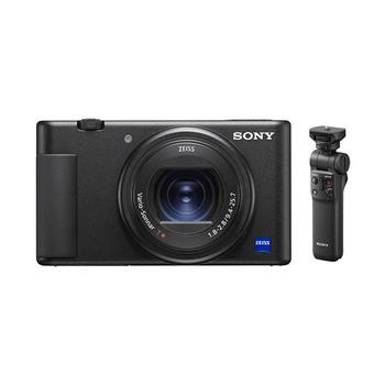 Sony ZV-1 Fotokamera mit Griff
