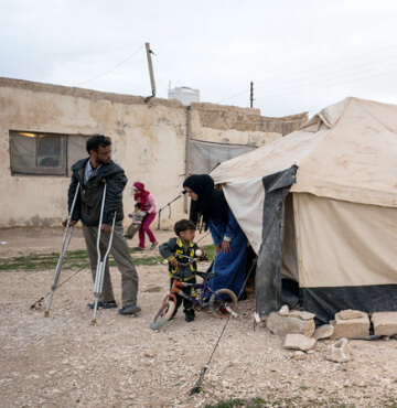 Help for Syrian Refugees